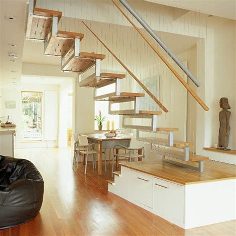 Decorating Ideas For Living Room With Stairs by 17 Best Images About Stairs On House Plans