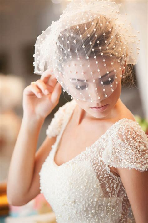 39 Stunning Wedding Veil And Headpiece Ideas For Your 2016