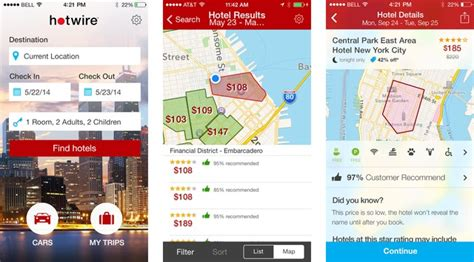 Hotwire App Gets Car Rental Support