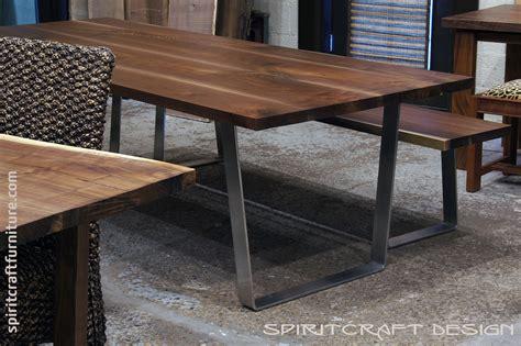 kitchen island bases custom solid hardwood table tops live edge slabs
