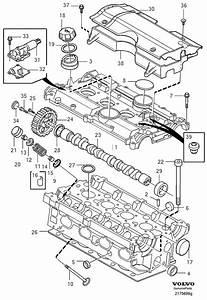 2002 Volvo V40 Engine Timing Camshaft Sprocket  Pulley