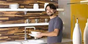 Küche Fliesenspiegel Plexiglas : k chenr ckwand es m ssen nicht immer fliesen sein ~ Markanthonyermac.com Haus und Dekorationen