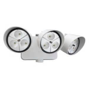 lithonia lighting 3 white outdoor led wall mount