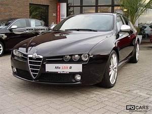 Alfa Romeo 159 Sw Ti : 2008 alfa romeo 159 sw 2 4 sport aut ti f1 navi leather xenon m09 car photo and specs ~ Medecine-chirurgie-esthetiques.com Avis de Voitures