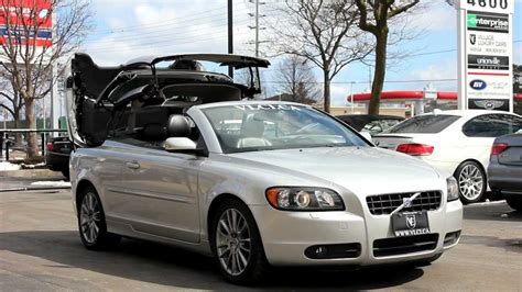 books on how cars work 2007 volvo c70 transmission control 2007 volvo c70 t5 hardtop convertible in review village luxury cars toronto youtube