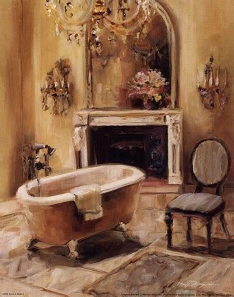 french bath  fine art print  marilyn hageman