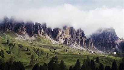 Gifs Mountains Naturaleza Wolken Nature Cinemagraphs Impresionante