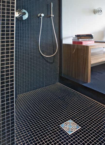 Piatto Doccia Mosaico by Casa Immobiliare Accessori Doccia Mosaico