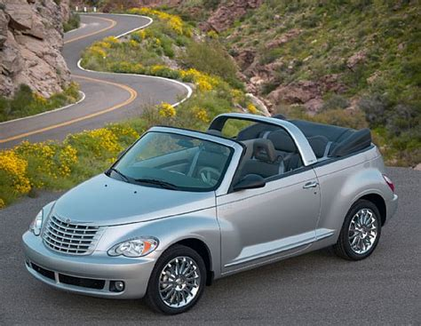 Chrysler Pt Cruiser Cabrio Review Fleet