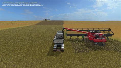 Ls Australia by Midwest 60 Ft Draper Pack V1 0 For Ls 2017 Farming