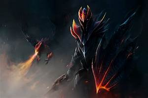 Knight Of The Burning Scale Dota 2 Wiki