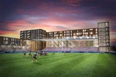 Coventry Rugby arena plans include new housing and 'elite ...