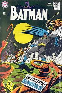 Batman (1940) comic books 1960-1969