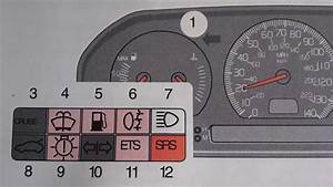 Volvo S70 V70 Airbag Srs Warning Light - Turn It Off