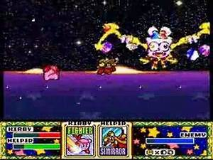 Kirby Superstar - Nova & Marx - YouTube