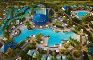 Hilton Hotel Pools Orlando Florida