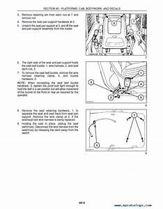 New Holland L175  U0026 C175 Loaders Repair Manual Pdf