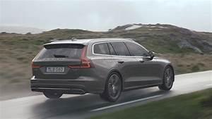 Volvo V60 2018 : volvo v60 2018 vid o officielle youtube ~ Medecine-chirurgie-esthetiques.com Avis de Voitures