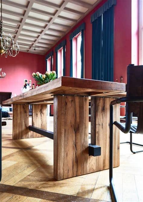 esstisch rustikal massiv esstisch eiche massiv berlin rustikal bodahl up m 246 bel