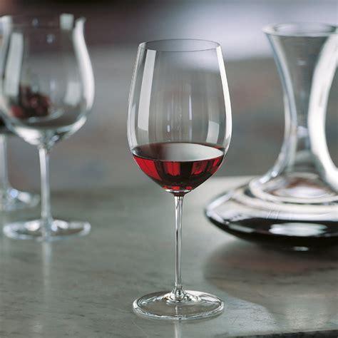 Le Aus Glas by Sommeliers Bordeaux Glas Grand Cru Glas Riedel