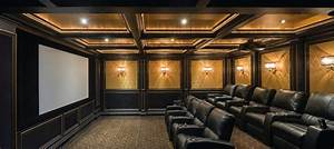 Home Theater    Media Rooms