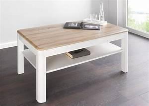 Couchtisch Weiß Hochglanz Rechteckig : couchtisch rechteckig online kaufen otto ~ Markanthonyermac.com Haus und Dekorationen