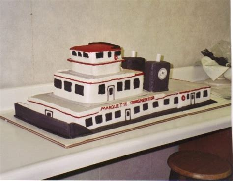 Tugboat Cake by Tugboat Cake Cooking Up A Storm Pinterest Cakes