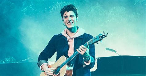 Shawn Mendes Releases 'nervous' Stream & Download Now