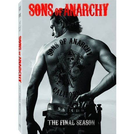 sons  anarchy season   final season walmartca