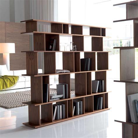 librerie in italia libreria divisoria di design loft di cattelan arredaclick