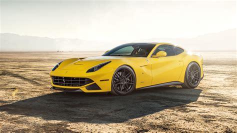 ferrada sema yellow ferrari    wallpaper hd car