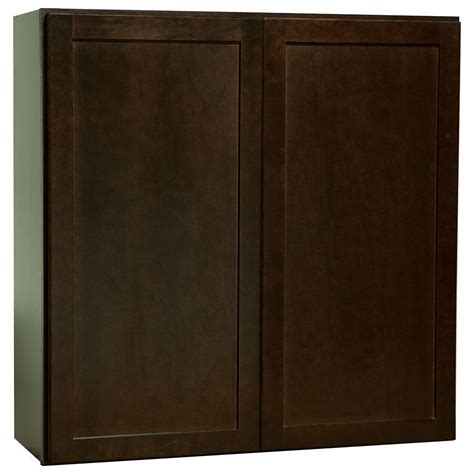 hton bay shaker wall cabinets hton bay shaker assembled 36x36x12 in wall kitchen