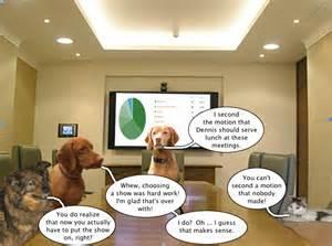 Funny Board Meeting Meme