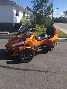 Can Am Spyder A Vendre Particulier : moto 3 roues spyder rts 2014 vendre ~ Maxctalentgroup.com Avis de Voitures