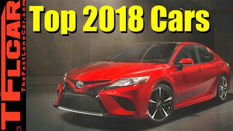Top 6 New 2018 Cars From 2017 Detroit Auto Show You Can
