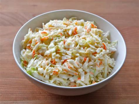 pickle slaw deli style coleslaw recipe with dill pickles