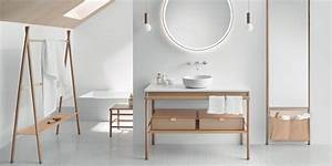 meuble salle de bains les plus beaux modeles du moment With salle de bain design avec petit meuble de salle de bain