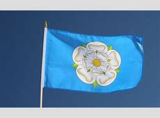 Yorkshire new Hand Waving Flag 12x18