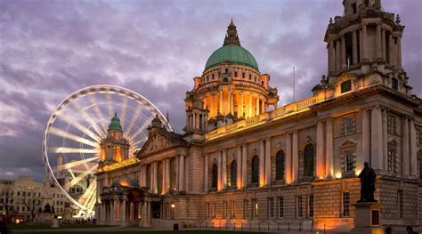 Belfast Guide  Attractions, Restaurants, Hotels, Activities