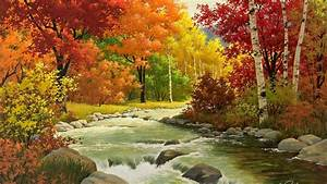 beautiful fall landscape 3 HD Wallpaper | Landscape Wallpapers