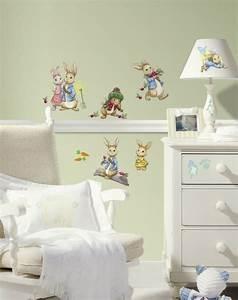 deco murale chambre bebe pochoir decoration chambre bebe With déco chambre bébé pas cher avec gouttes bach