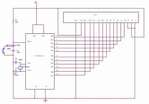 How To Interface 16x2 Lcd With Pic Microcontroller