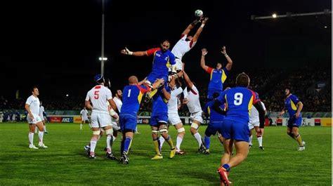 "Georgia hosts romania in a european championship game, certain to entertain all rugby union fans. CM Rugby: Georgia vs Romania 25-9 / ""Stejarii"" parasesc competitia in genunchi"