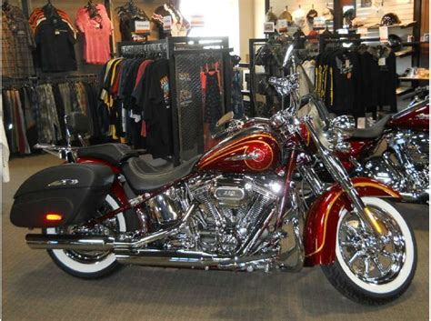 Buy 2014 Harley-davidson Cvo Softail Deluxe On 2040-motos