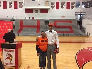 Syracuse basketball recruit Darius Bazley signs letter of ...