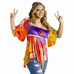 Groovy 60s Top Hippie Clothing