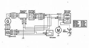 Electrical Wiring Diagram Of 2003 Husaberg Fc  Fx  And Fsc