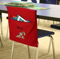 1000 ideas about school chair pockets on