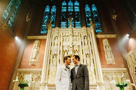haven episcopal wedding  christ church kelly prizel
