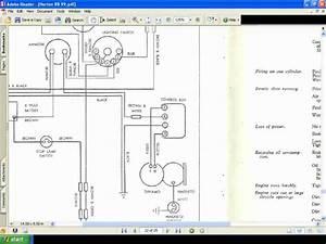 Norton 88 99 Dominator Motorcycle Repair Manual Set For Sale